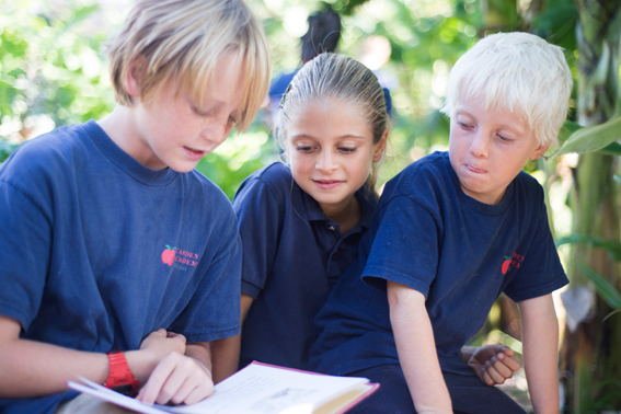 reading buddies maui private school